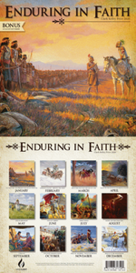 Enduring in Faith - 2020 Calendar