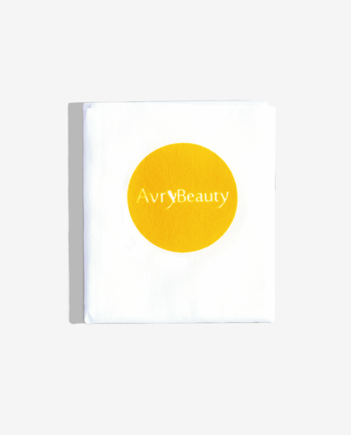 The Disposable Towel from AvryBeauty