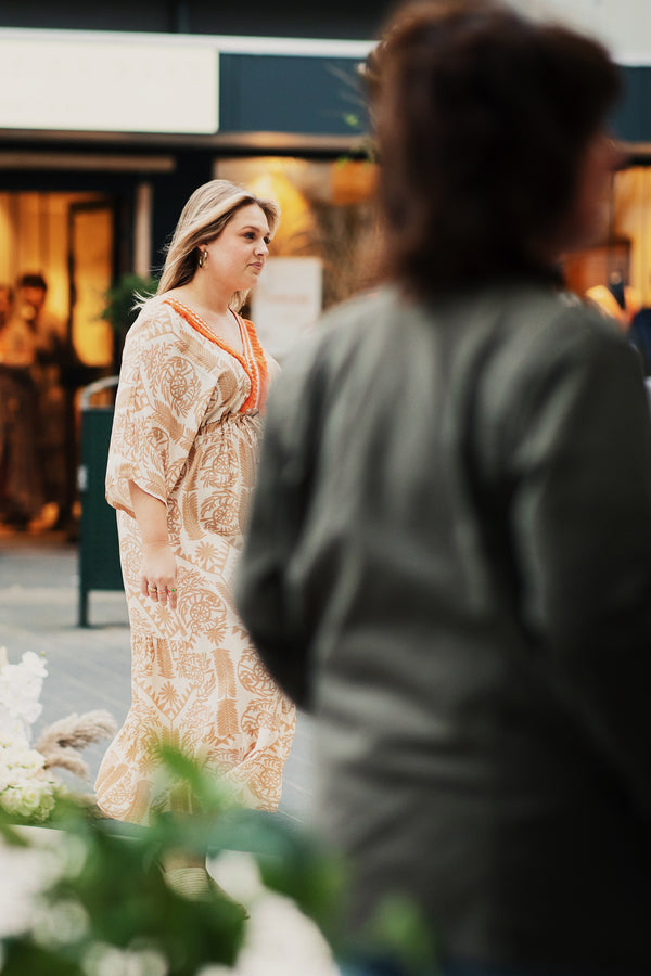 LISA TOP - BEIGE