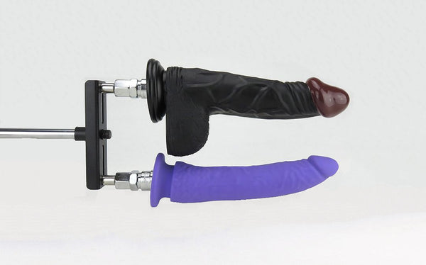 Double Penetration Dildos Holder G09