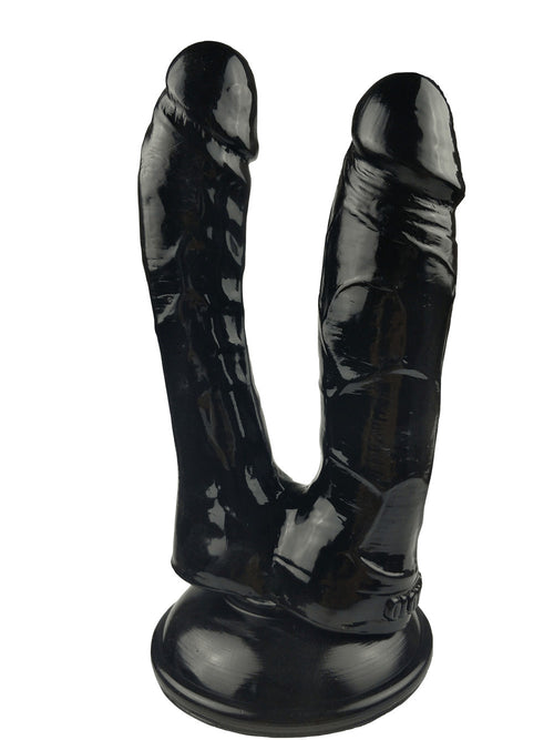 Double Head Dildo with 3.5 CM Diameter