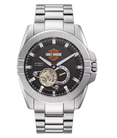 Harley Davidson men's Automatic watch - Bijouterie Setor