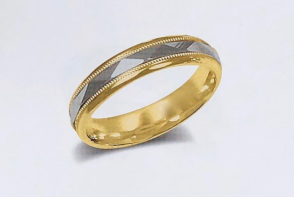WEDDING BAND B31-1 - Bijouterie Setor
