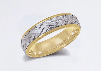 WEDDING BAND B27-1 - Bijouterie Setor