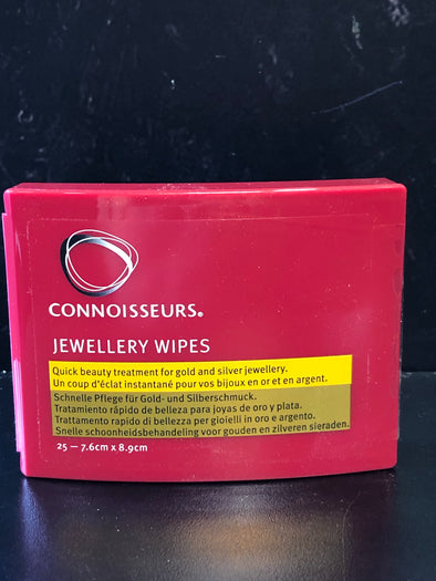 Jewelry wipes - Bijouterie Setor