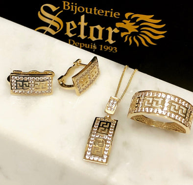 Greek set S045 - Bijouterie Setor