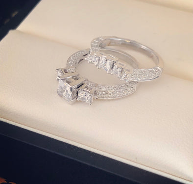 Sarina wedding rings ZWR011 - Bijouterie Setor