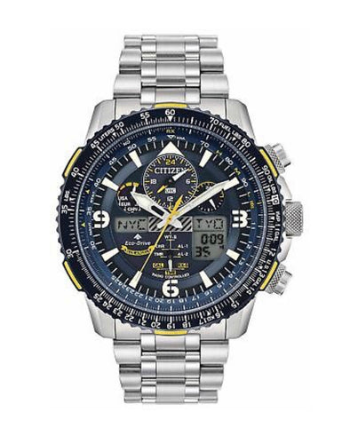 Citizen Blue Angel Skyhawk watch JY8078-52L - Bijouterie Setor