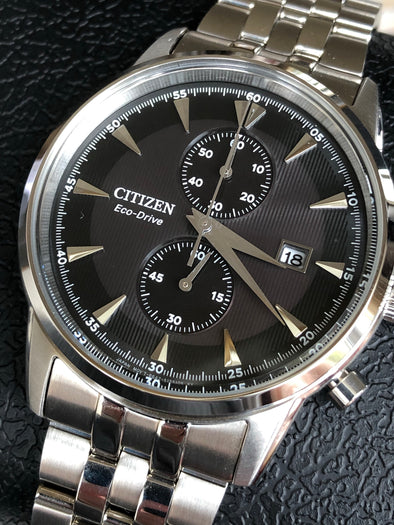 Citizen men's watch CA7000-55E - Bijouterie Setor