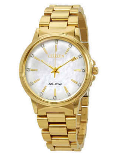 Citizen ladies watch FE7032-51D - Bijouterie Setor