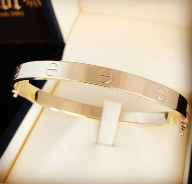 Love connection bangle WB047 - Bijouterie Setor