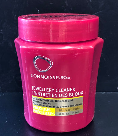 Jewelry cleaning liquid - Bijouterie Setor