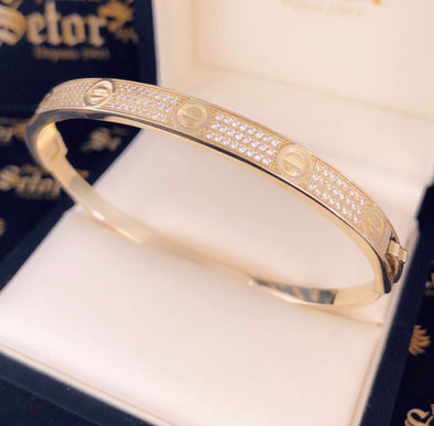 Lovely bangle B-10 - Bijouterie Setor