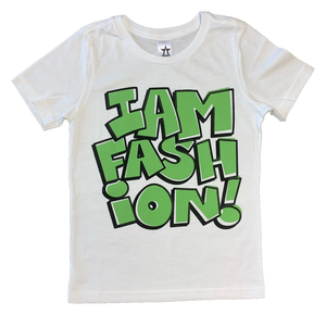 I AM FASHION-green