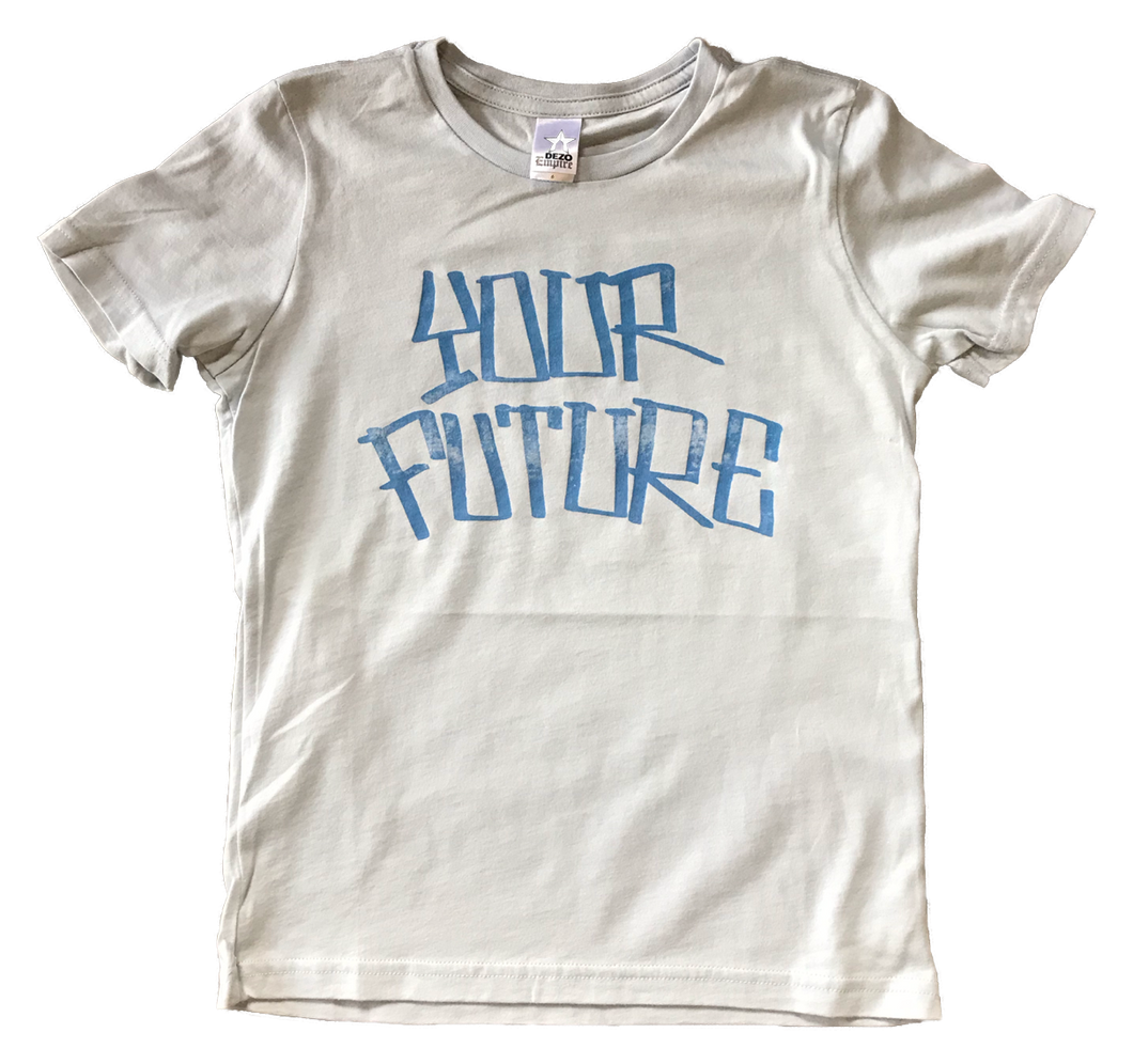 Your Future-Blue