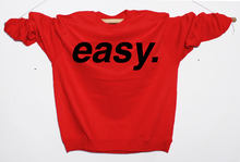 Load image into Gallery viewer, EASY CREW SWEATER
