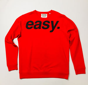 EASY CREW SWEATER
