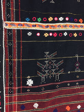 Load image into Gallery viewer, Rabari Blanket (300cm x 100cm)