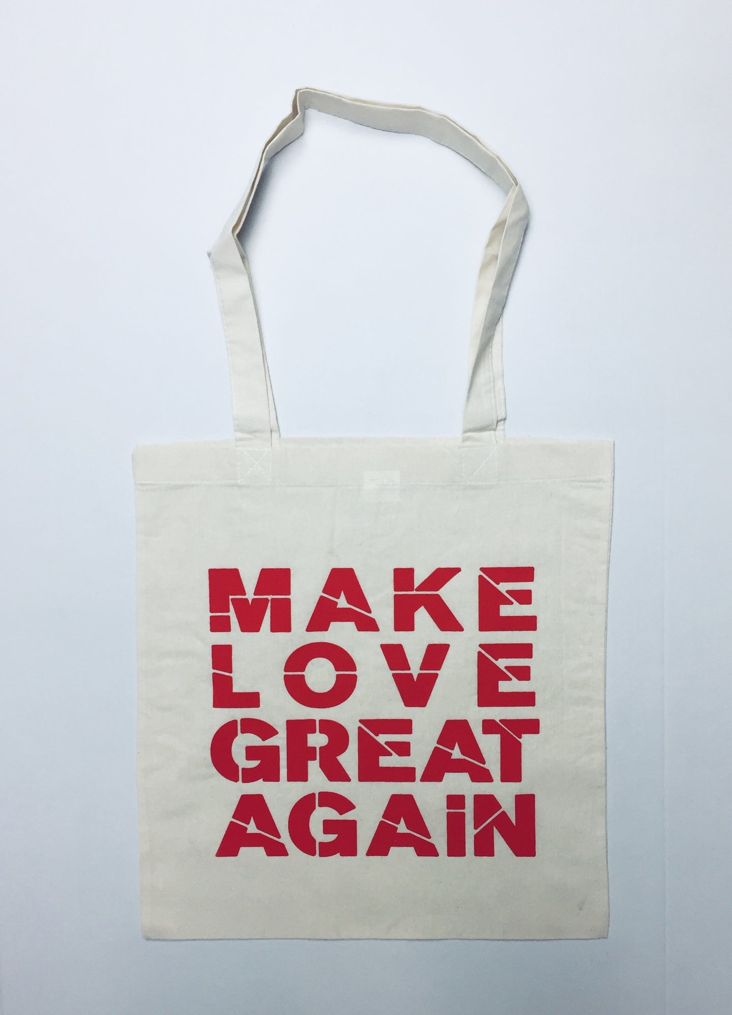 Make Love Icon Bag