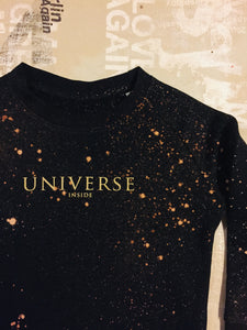 Kids Universe Sweater