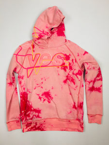 Dyed Yes Hoodie