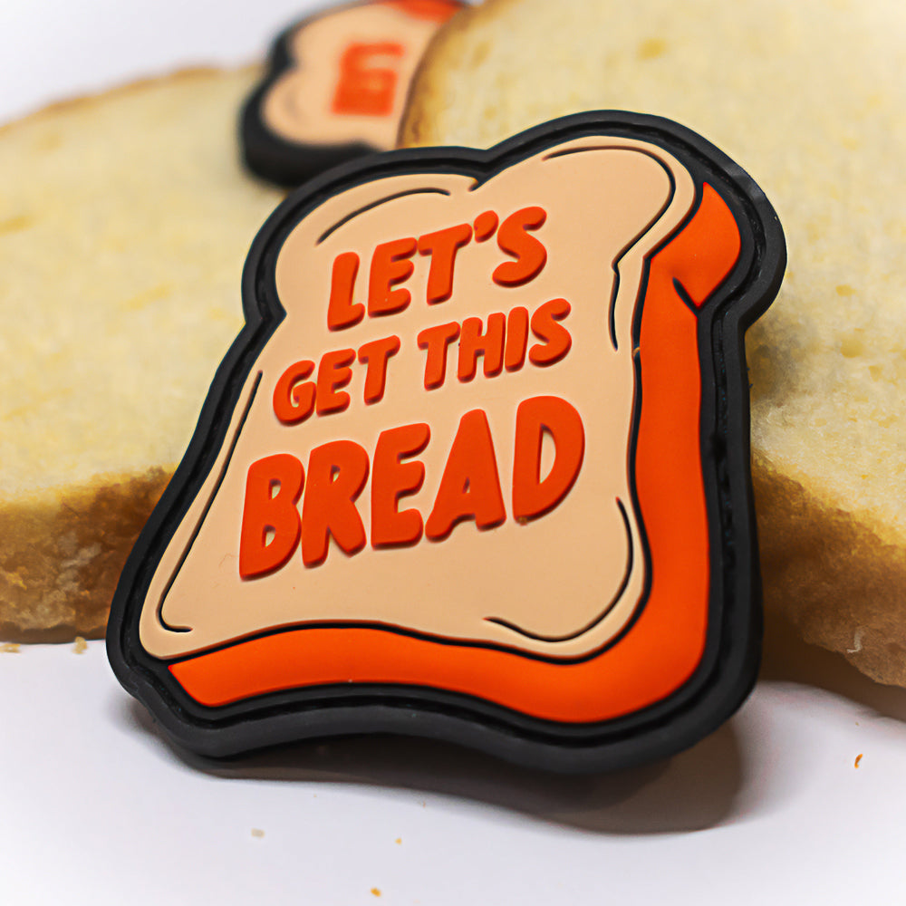 Let's Get This Bread - PVC Patch