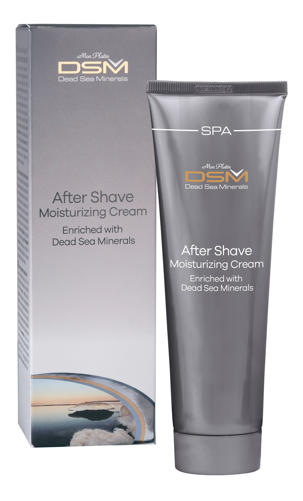 Etterbarberingskrem (After Shave moisturizing Cream) DSM18