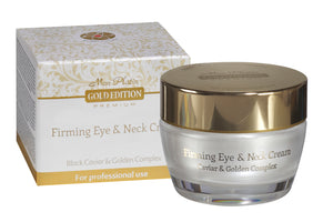 Gold Edition Firming Eye and Neck Cream GE04