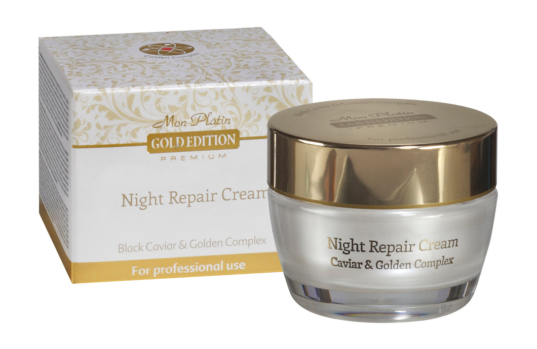 Gold Edition Nattkrem (Gold Edition Night Repair Cream) GE03