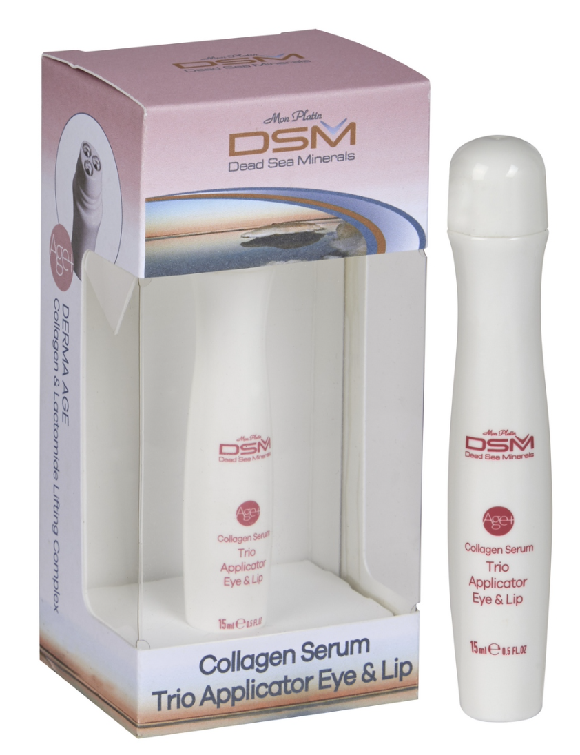 Collagen Serum Trio applicator for øyne og lepper DSM307