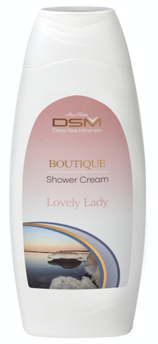 Boutique Shower Cream Lovely Lady DSM317