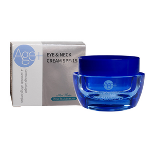 Derma Age+ krem for øye og hals SPF 15 (Derma Age+ Collagen lifting complex eye and neck cream SPF- 15) DSM281