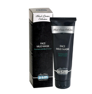 Ansiktsmaske med mud og Black Caviar (Face Mud Mask Black Caviar), BC361