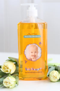Shampoo for baby og barn (Tearless Baby Shampoo) DSM173