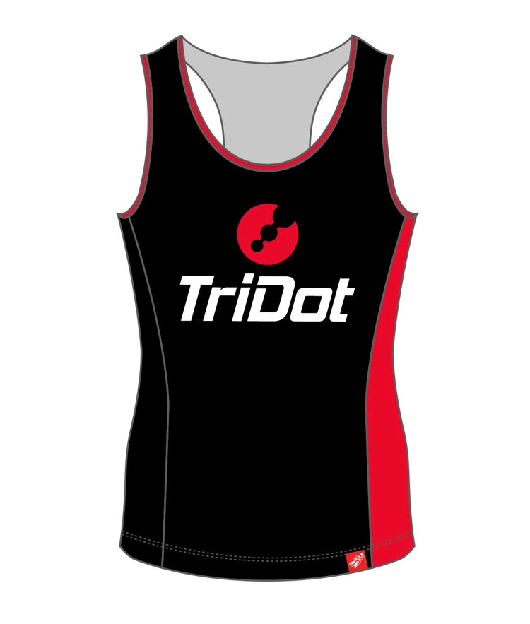 TriDot RS Women's Running Singlet