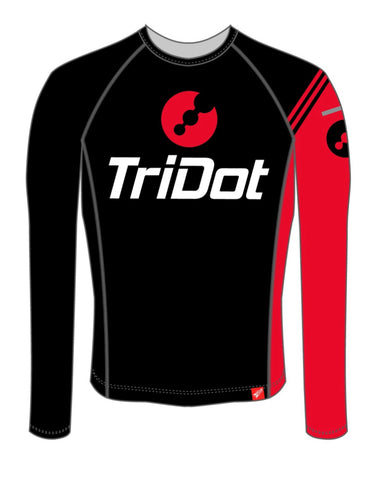 TriDot Rocket Science Men's Running Long Sleeve