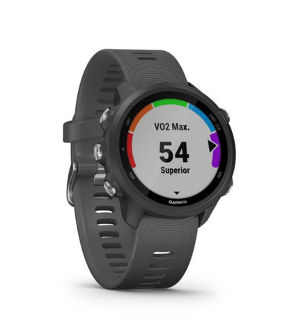 Garmin Forerunner 245 GPS Running Watch (Slate Gray)