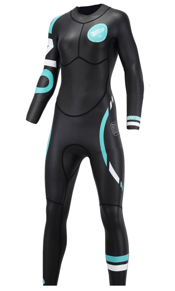 TriDot RS Women's ONE Full-Sleeved Wetsuit