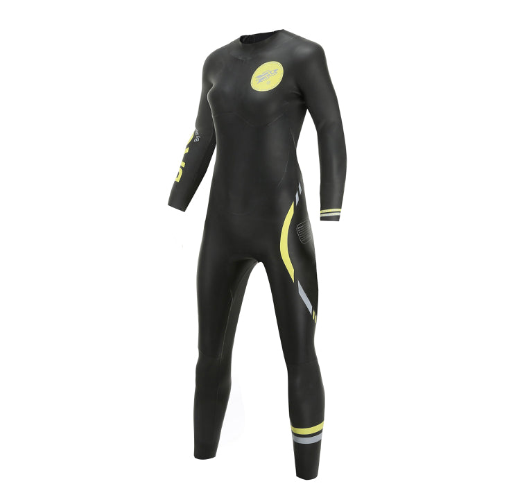 TriDot RS BASICS Wetsuit Women's Long Sleeved (regular zipper)