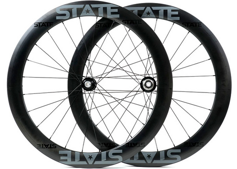 State Race Wheelset (58mm Disc or Rim Brake)
