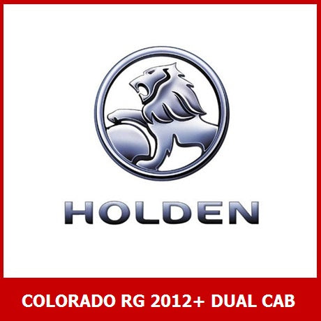 HOLDEN COLORADO 2012+