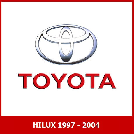 TOYOTA HILUX DUAL/EXTRA/SINGLE CAB 1998-2004