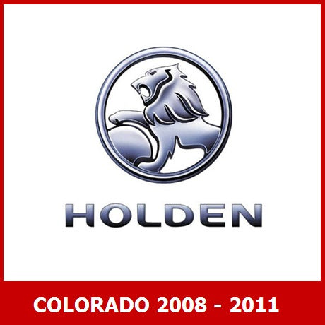 HOLDEN COLORADO 2008 - 2011