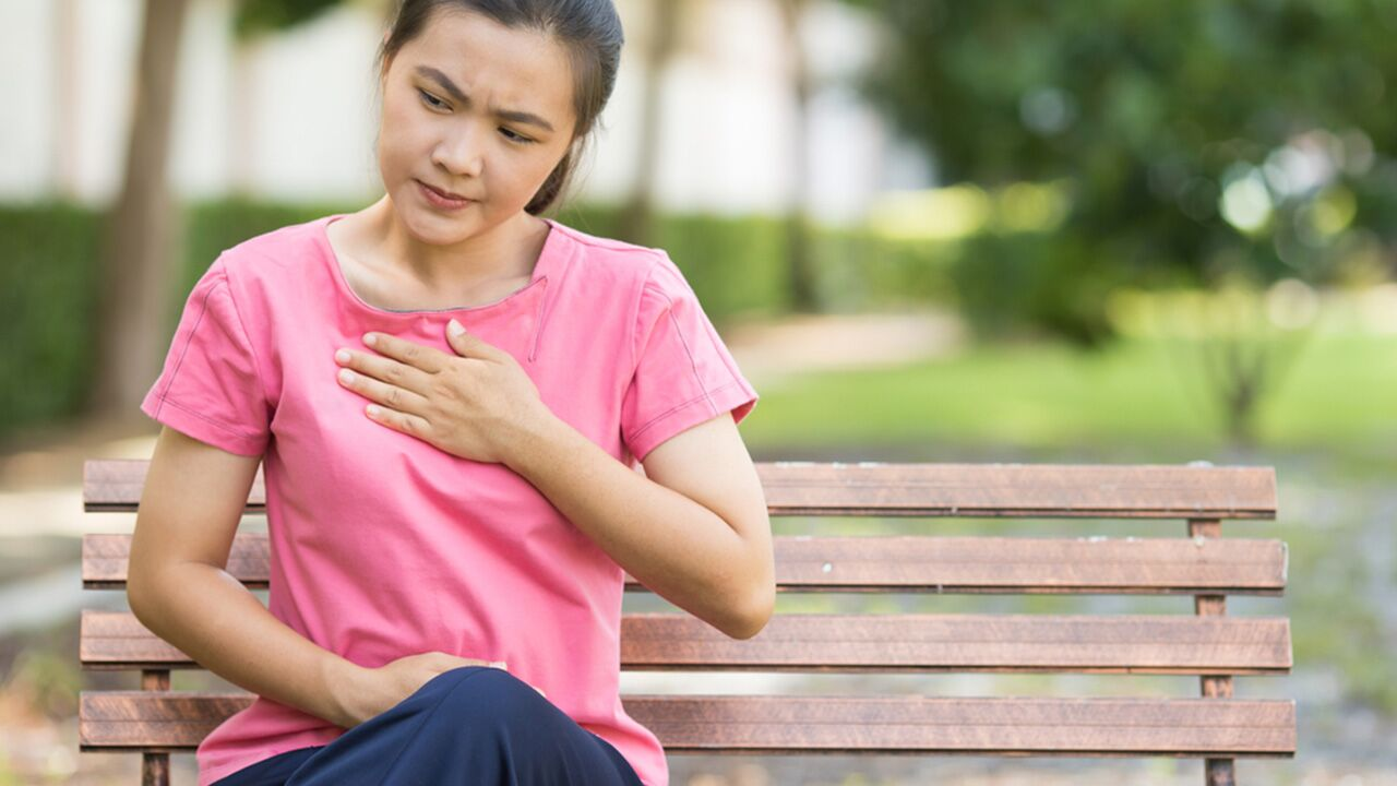 Acid reflux and heartburn symptoms and relief
