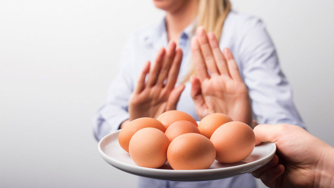What to know about egg allergy symptoms