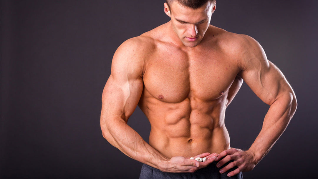 Increase muscle gain with amino acids