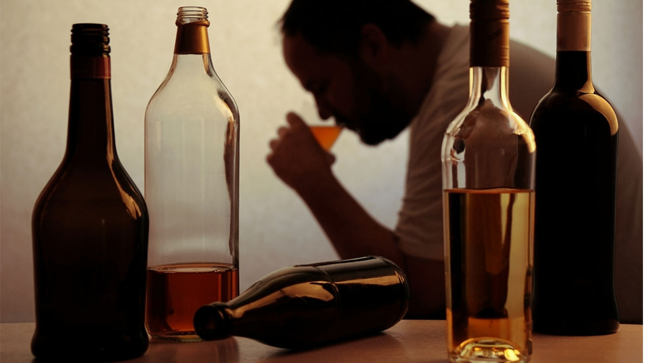 End-stage alcoholism: signs and symptoms.