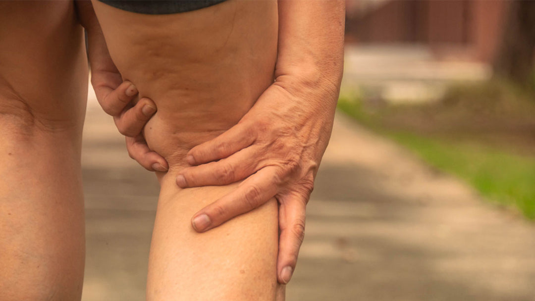 Pain behind the knee when walking
