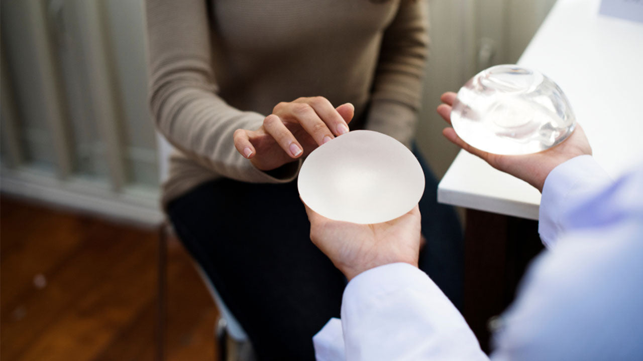 The risks of breast implant illness