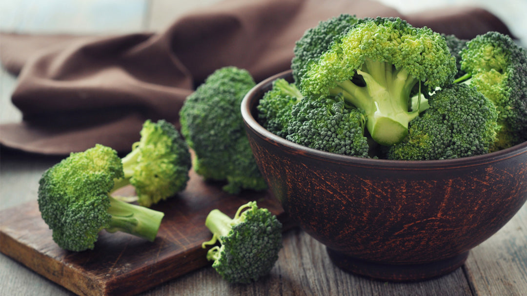 The connection between broccoli and cancer prevention.